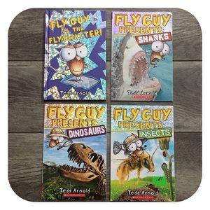 NEW Fly Guy Books
